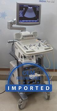 GE LOGIQ P5 2012 Manufactured