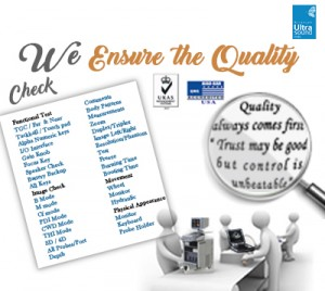 Ultrasound Quality Analysis & Quality Control – Niranjan Ultrasound India