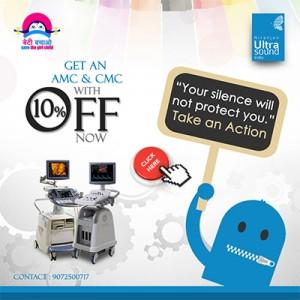 AMC, CMC & PMC @ Niranjan Ultrasound India